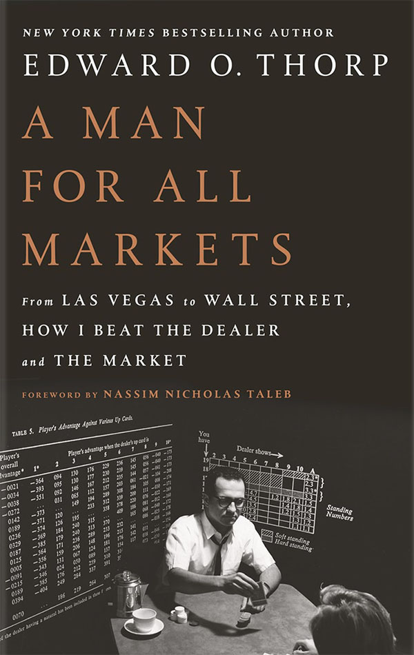 A Man for All Markets book cover