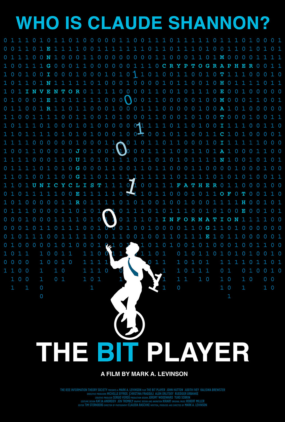 The Bit Player one sheet